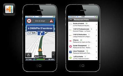 Applications spéciales « Mondial de l'Auto 2012 » Top 10 des applications indispensables sur la route | Fabrication de la bière | Scoop.it
