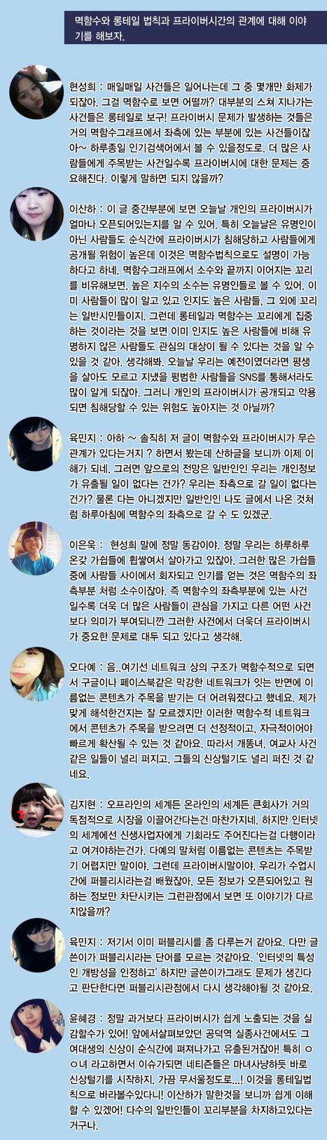 [토론 7] | 소셜미디어시대, 멱함수의시대 | Scoop.it
