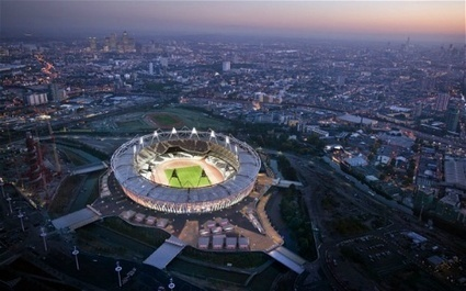 Five of The World's Most Sustainable Sports Stadiums | sustainable architecture | Scoop.it