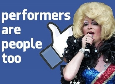 snopes.com: Facebook Deactivating Drag Queens' Accounts | Society and culture: The English speaking world | Scoop.it