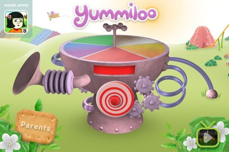 Yummiloo: Rainbow Power | Apps for Children with Special Needs | Scoop.it