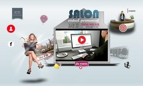 Côte-d'or : pro de l'immo et de l'habitat, mobilisez-vous!   Salon Virtuel permanent dédié à l'immobilier et à l'habitat   Scoop.it