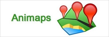 Animaps: crea tus rutas animadas en Google Maps | Digitaula | Bilingüismo y Ciencias Sociales | Scoop.it