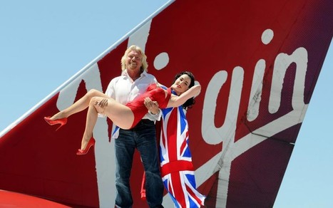 Willie Walsh: Virgin Atlantic brand could soon be history - Telegraph | Allplane: Airlines Strategy & Marketing | Scoop.it