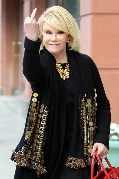 Camille Paglia on Joan Rivers - World of Wonder | notstraight.com | Scoop.it