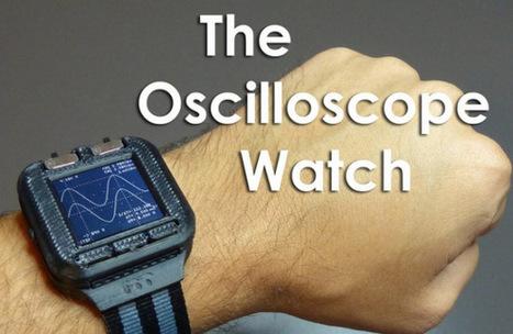 An Oscilloscope on your Wrist | Hackaday | Scoop.it