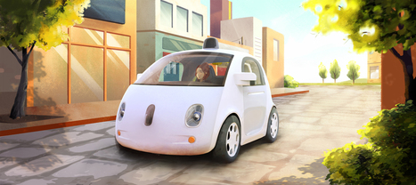 Google's Self-Driving Car Project Will Kill Uber with Knowledge | Mobile, Web et autres friandises | Scoop.it