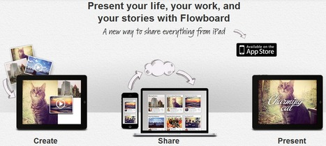 Flowboard - present from iPad | Tech in teaching | Scoop.it