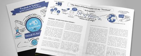 Facebook & Twitter : quand le passé dicte le futur | Entrepreneurs du Web | Scoop.it