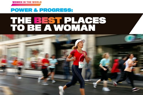 The Best Places to be a Woman - Finland nr 5 | Finland | Scoop.it