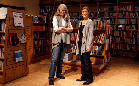Ann Patchett Bucks Tide of Bookstore Closings by Opening Her Own | Tennessee Libraries | Scoop.it