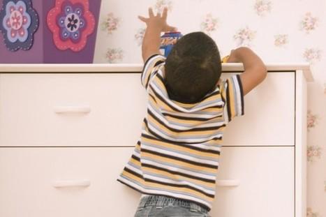Quand fixer les meubles au mur? | Ameublement | Scoop.it