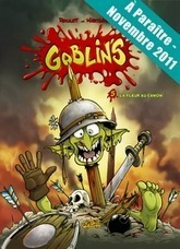 Goblin's tome 5 - Teasing #4 - test Turbo Media | Turbo Media, naissance d'un nouveau médium | Scoop.it