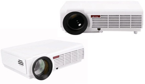 Partaker M3 is a Windows 10 Projector Powered by Intel Atom x5-Z8300 Processor | Embedded Systems News | Scoop.it