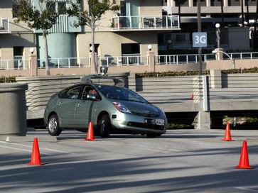 Google's Driverless Future - Reason.com | Connected Car | Scoop.it