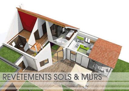 Conseils de mise en oeuvre : Revêtement de sols & murs - Conseils pratiques & juridiques - Gedimat.fr | La peinture murale A S | Scoop.it