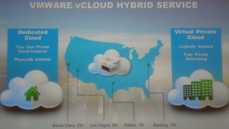VMware public cloud aims at ESXi customers, not AWS | Cloud & Bigdata Watching | Scoop.it