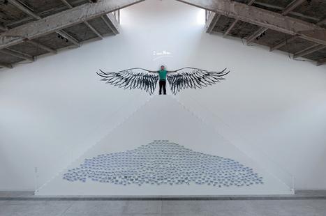 Moataz Nasr: I am Free | Art Installations, Sculpture, Contemporary Art | Scoop.it