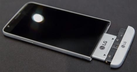 El diseño del LG G6 no será modular como el del LG G5 | Tecnología | Scoop.it