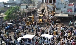 Explosion at restaurant in India kills 89 people | World news | The Guardian | Occupational and Environment Health | Scoop.it
