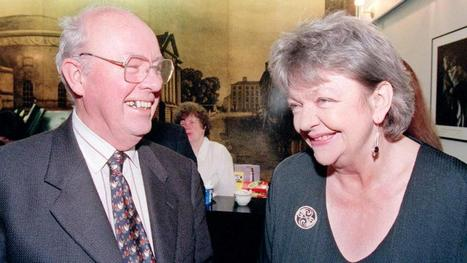 Gordon Snell's introduction to his late wife Maeve Binchy's 'Maeve's Times | The Irish Literary Times | Scoop.it