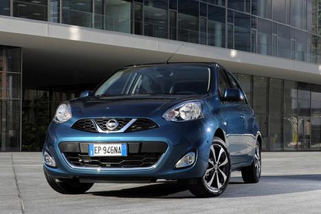 Nissan Micra gets fresh new look [w/video] - Autoblog (blog) | Link Wheel | Scoop.it
