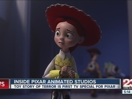 "Pixar Studios to release ""Toy Story of Terror"" after 2 years of animation work - KERO-TV 23 