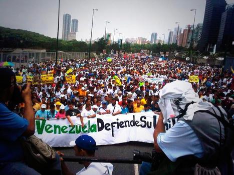 Llamado a movilización nacional hacia todas las entidades del Poder Judicial este #20M   Venezuela Despierta #LaSalida   Scoop.it