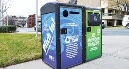Une poubelle écolo et intelligente | SandyPims | Scoop.it