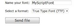 TIC: Realizar escritos con tu letra en el ordenador. | Avances TIC. Didáctica | Scoop.it