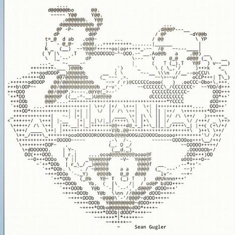 Sean Gugler | ASCII Art | Scoop.it