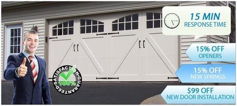Kirkland Garage Door Repair - Fast Service   Kirkland Garage Door Repair   Scoop.it