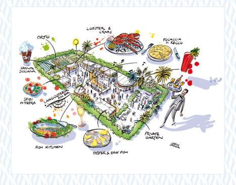 LANGOSTERIA FISH BAR, LA CUCINA DI MARE IN MODALITA' CHIOSCO. | SPARKLING BUBBLES and MORE. | Scoop.it