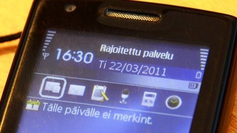 Finland and Russia agree deal on 3G in border areas   Finland   Scoop.it