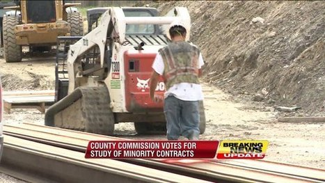 County to study why minority-owned businesses aren't getting contract bids - wreg.com | Women , Minorities, Small Business | Scoop.it