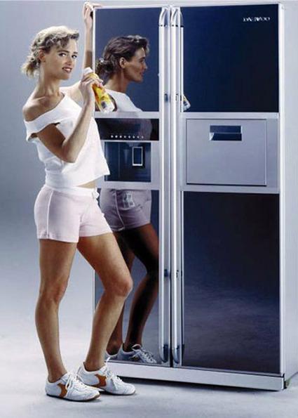 Muốn đẹp, hãy sắm một chiếc tủ lạnh! - Tin tức mới nhất từ Vinashopping.vn | vanhung | Scoop.it