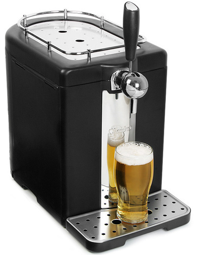 Draft Beer Dispenser Is the Thing You Need For New Year's Party | Cdnbev | Scoop.it