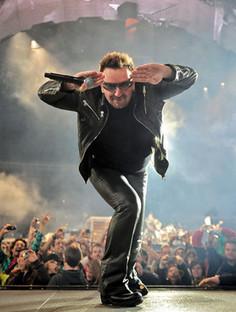 U2's Bono: 'I'm An Insufferable Jumped-Up Jesus'... | ...Music Artist Breaking News... | Scoop.it