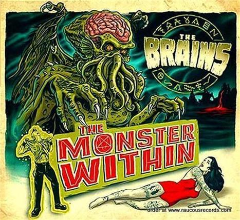 REVIEW: THE BRAINS – THE MONSTER WITHIN | Rockabilly | Scoop.it