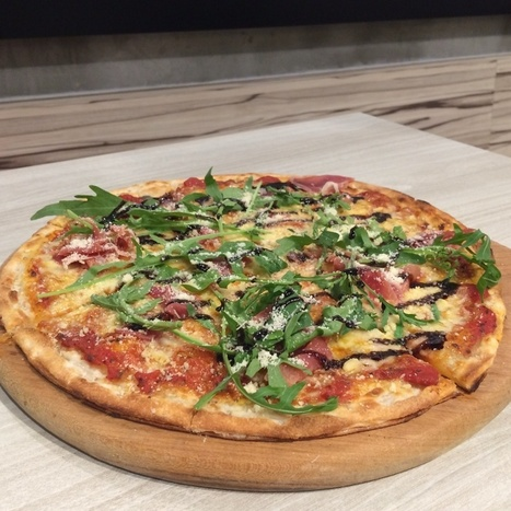 Best Thin Crust Pizza Restaurant in Singapore | Food,Drinks and Electronics | Scoop.it