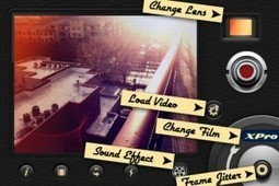 8mm Vintage Camera – Una bellissima app per registrare ed editare ... | Sapore Vintage | Scoop.it