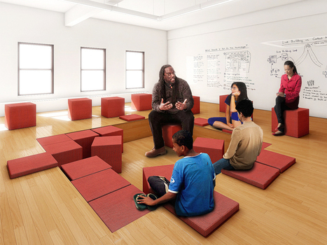 For Aging Schools: What 'Community-Centric Design' Could Look Like | Creatively Teaching: Arts Integration | Scoop.it