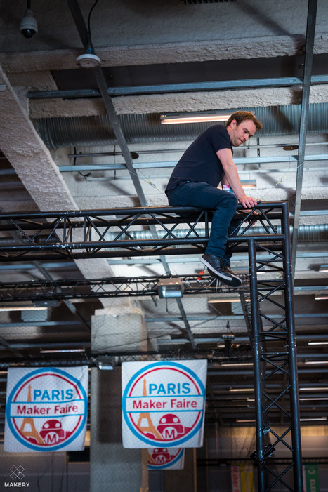La Maker Faire Paris 2016 en images | Innovation sociale | Scoop.it