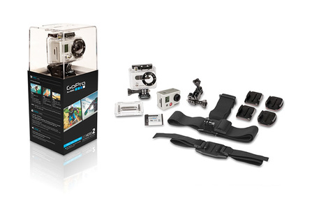 HD HERO2 Outdoor Edition - the most advanced GoPro camera by#GoPro | audiovisuel | software | hardware | Scoop.it