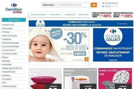 Carrefour s'apprête à débrancher son site marchand Carrefour Online   Veille : E-commerce   Scoop.it