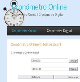 3 chronomètres en ligne pour calculer son rendement | netnavig | Scoop.it