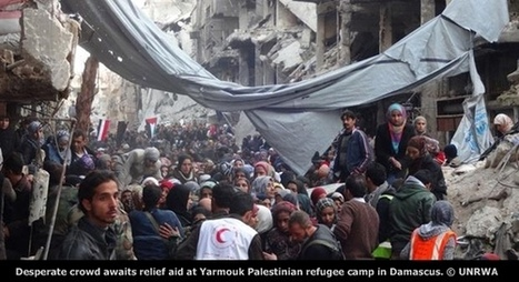 How NOT to Get Aid to Besieged Areas in Syria - Intifada Palestine | Syria | Scoop.it