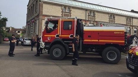 Des Sapeurs-Pompiers de l'Aube et de la Haute-Marne en renfort dans le sud de la France - France 3 Champagne-Ardenne   Sapeurs-pompiers de France   Scoop.it