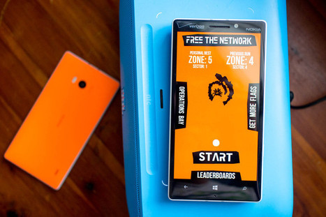 Get addicted to Free the Network, launches on iOS, Android, and Windows Phone | Pocketpt.net | Scoop.it
