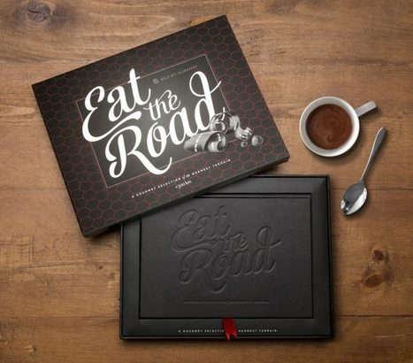 Eat the Road : un livre comestible signé Volkswagen | Chasseurs de cool | Innovative Marketing & Communication | Scoop.it